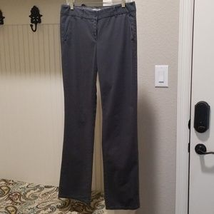 AT Loft gray size 8 Marisa khaki pants